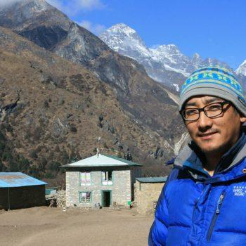 Dr. Nyima Namgyal Sherpa